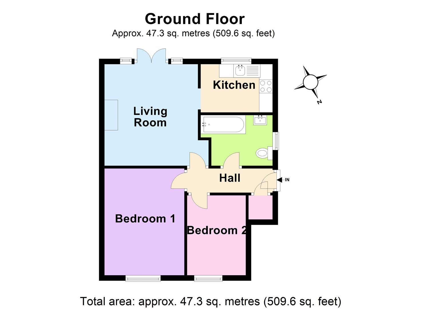 51 Croft Close, Chislehurst Floor Plan.jpg