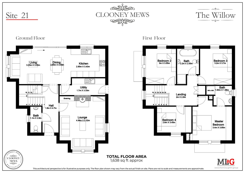 CLOONEY MEWS - The Willow - Floor Plan _ 21.jpg