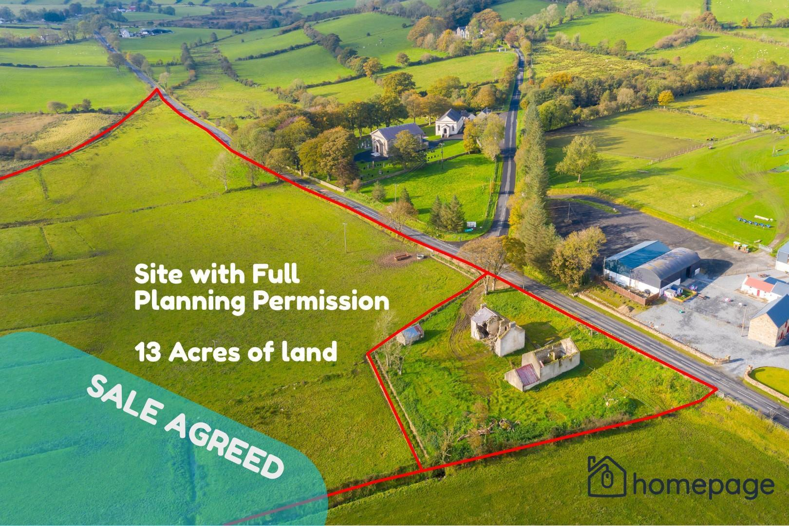 50 m south of 574 Glenshane Road, Feeny, Derry / Londonderry