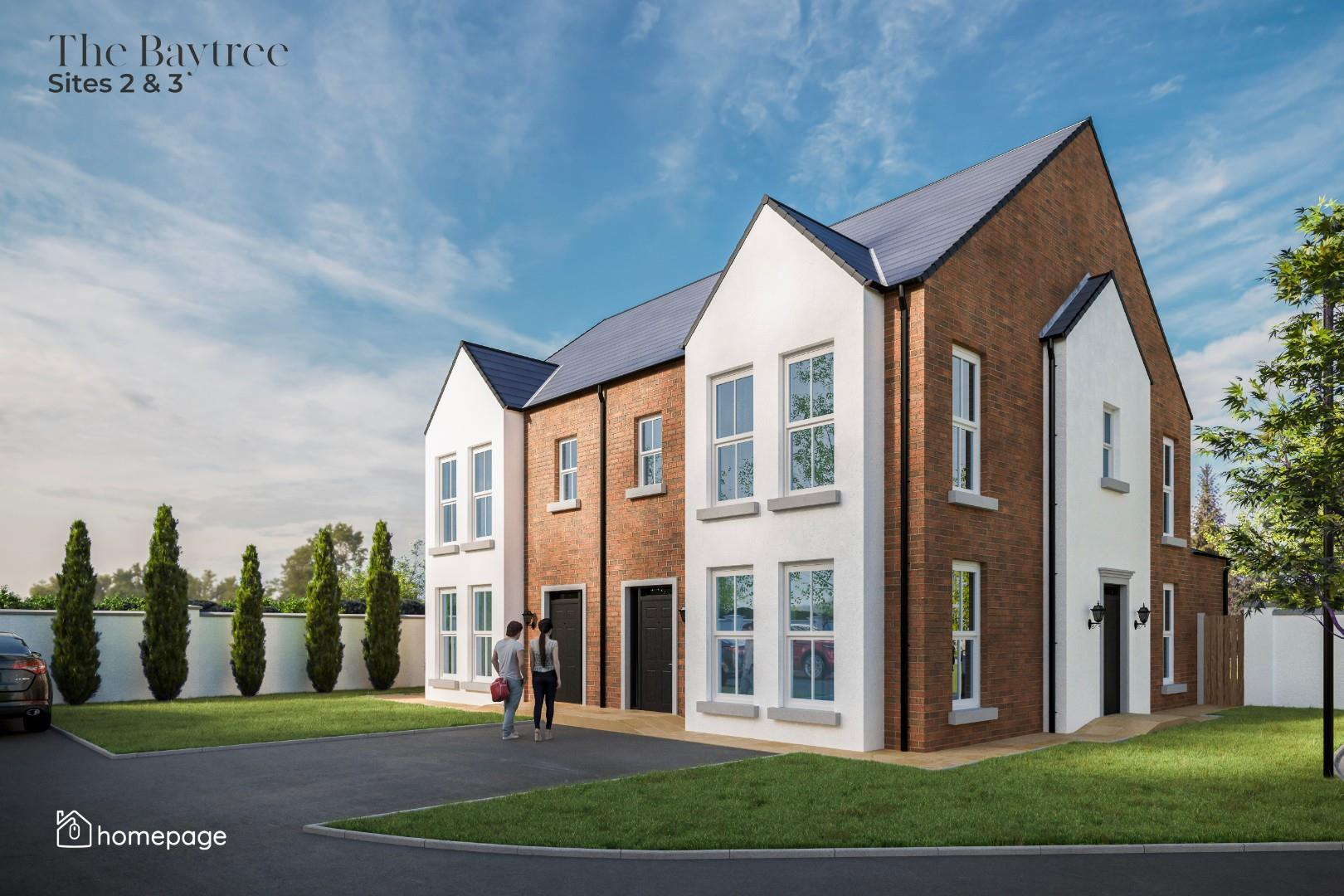 The Baytree, Clooney Mews Development, Ballykelly