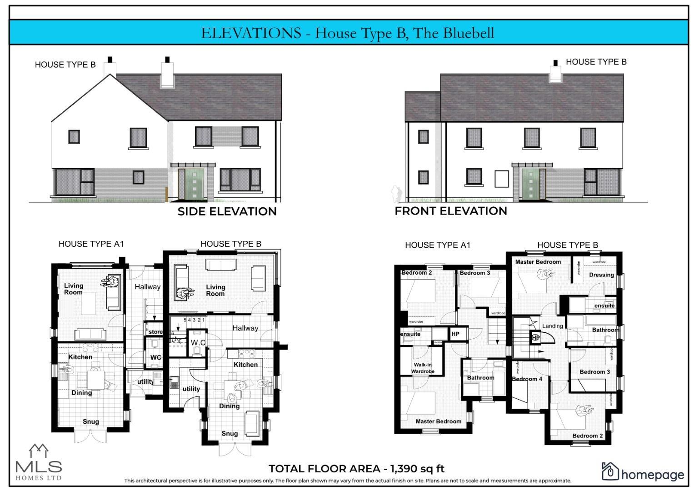 Elevations - House Type B.jpg