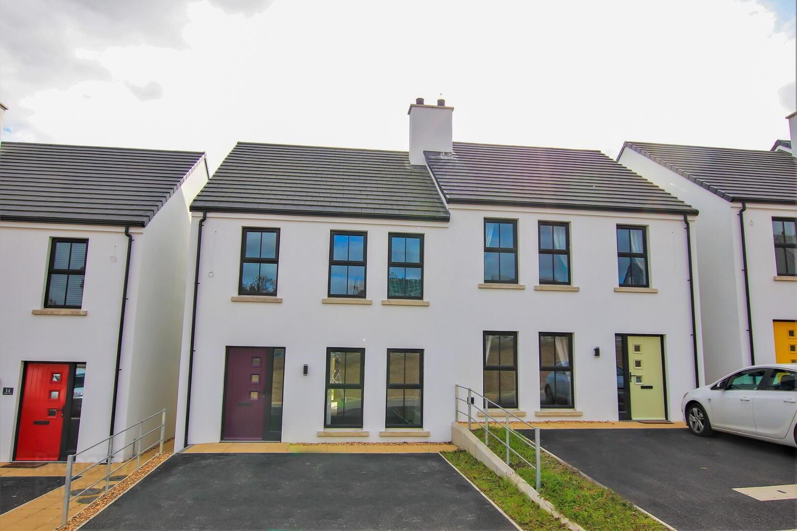 House Type G, Cumber View, Claudy