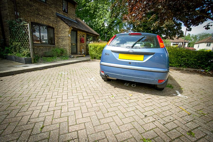 2 allocated parking spaces