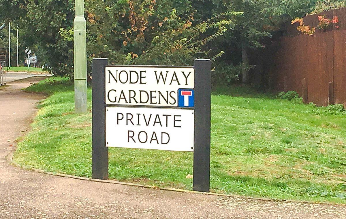 Node Way Gardens
