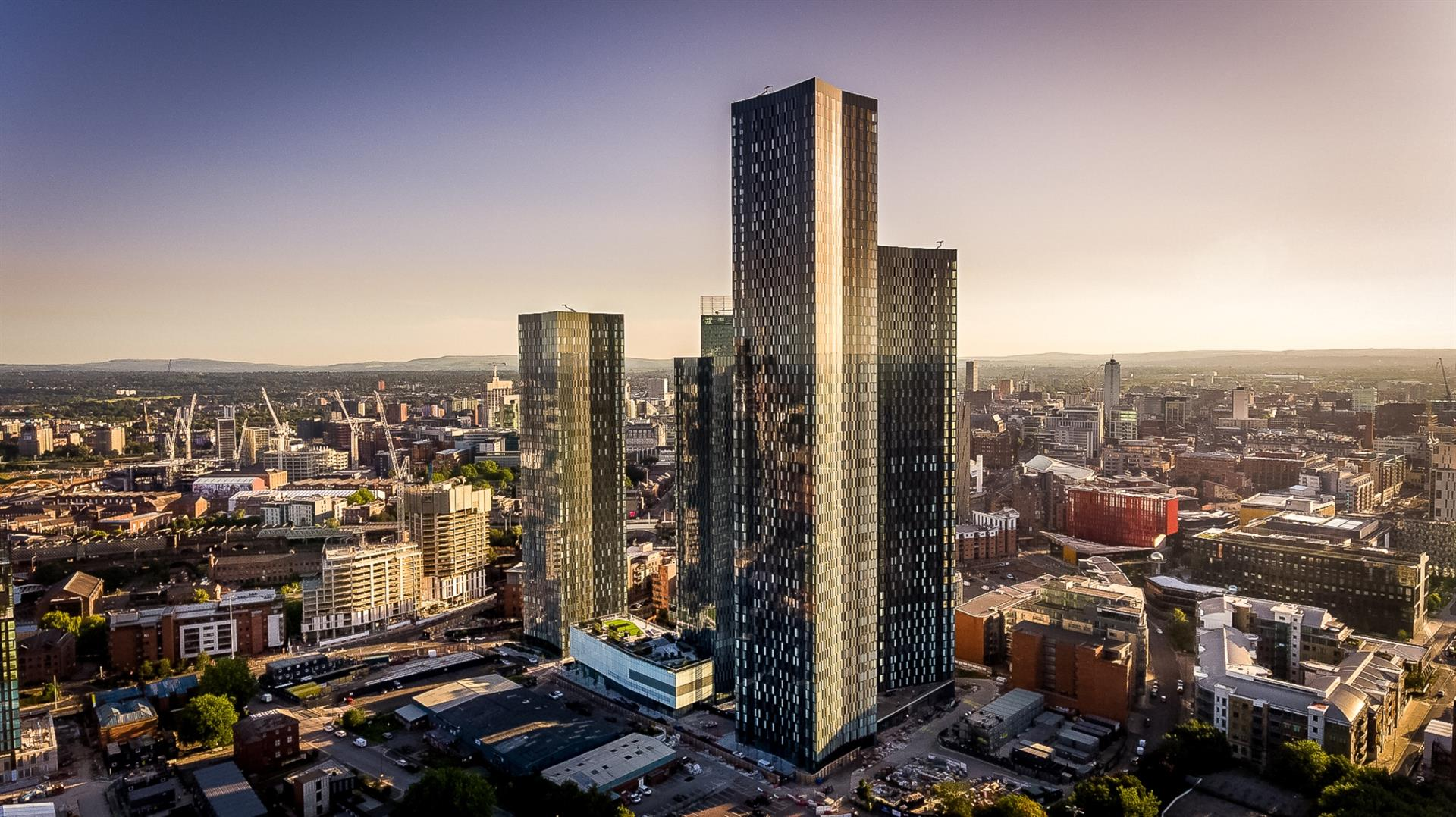 South Tower, Deansgate Square