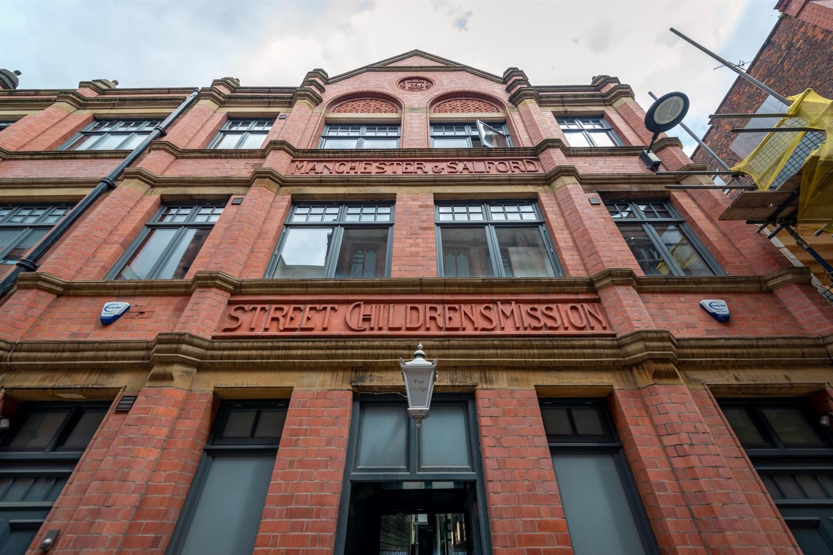 Wood Street Townhouse, Manchester, M3