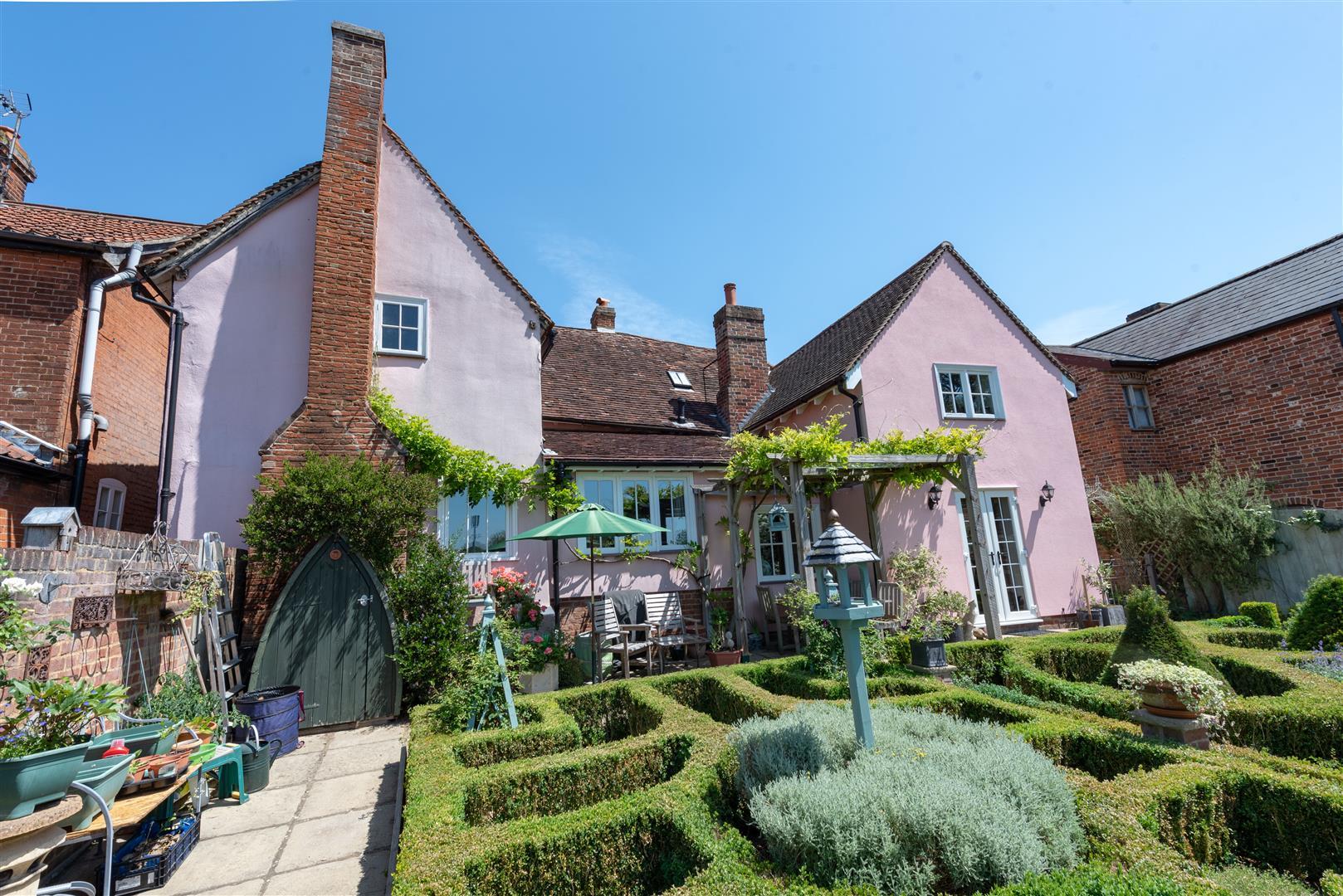 Hardy House, Benton Street, Hadleigh
