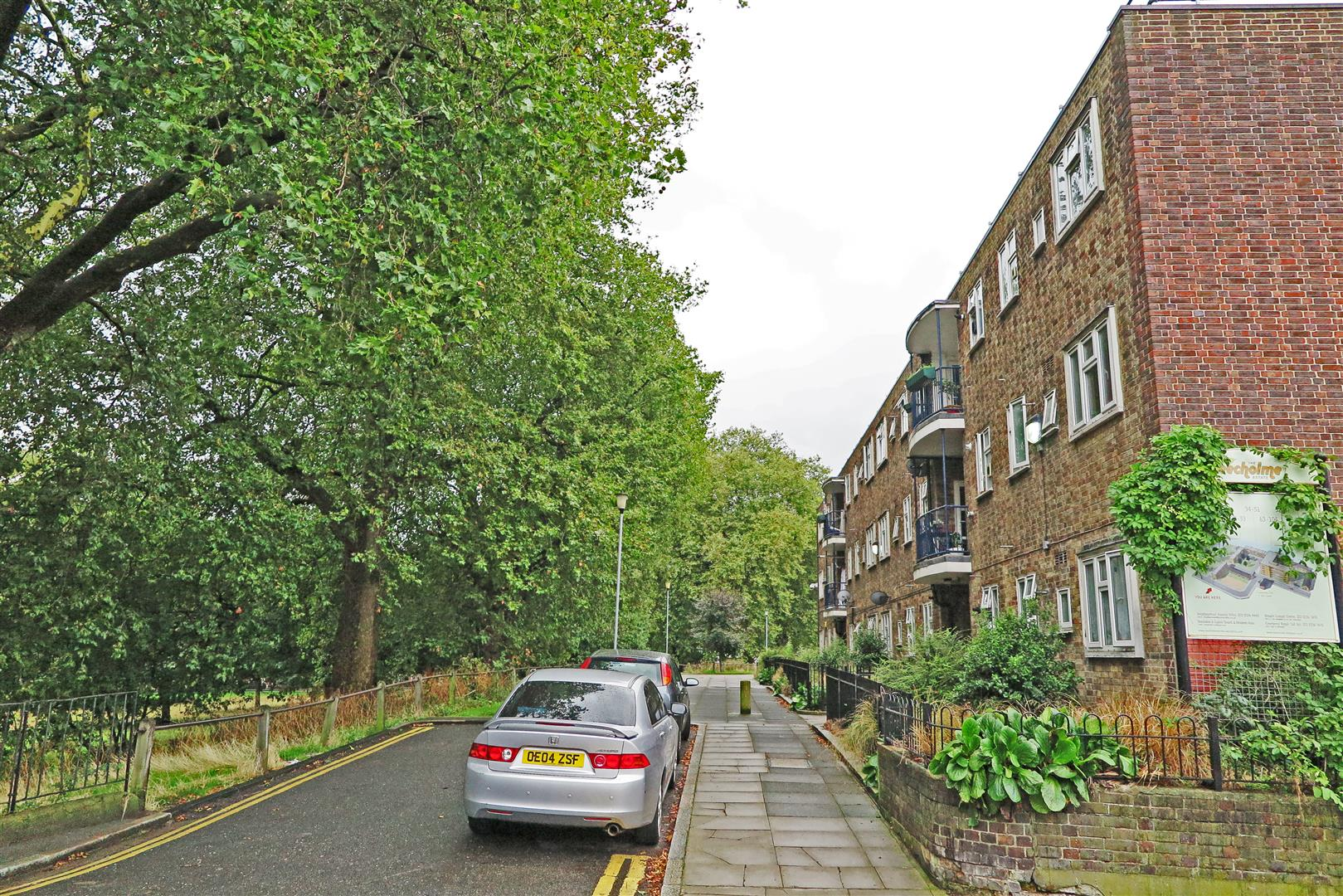 Prout Road, Hackney